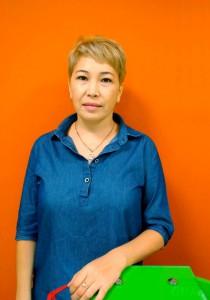 Калиева Лариса Васильевна