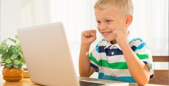 Онлайн развивающие занятия с малышами и школьниками